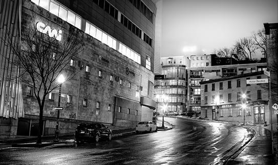 Centre de développement <br><strong>au centre-ville de Québec</strong>